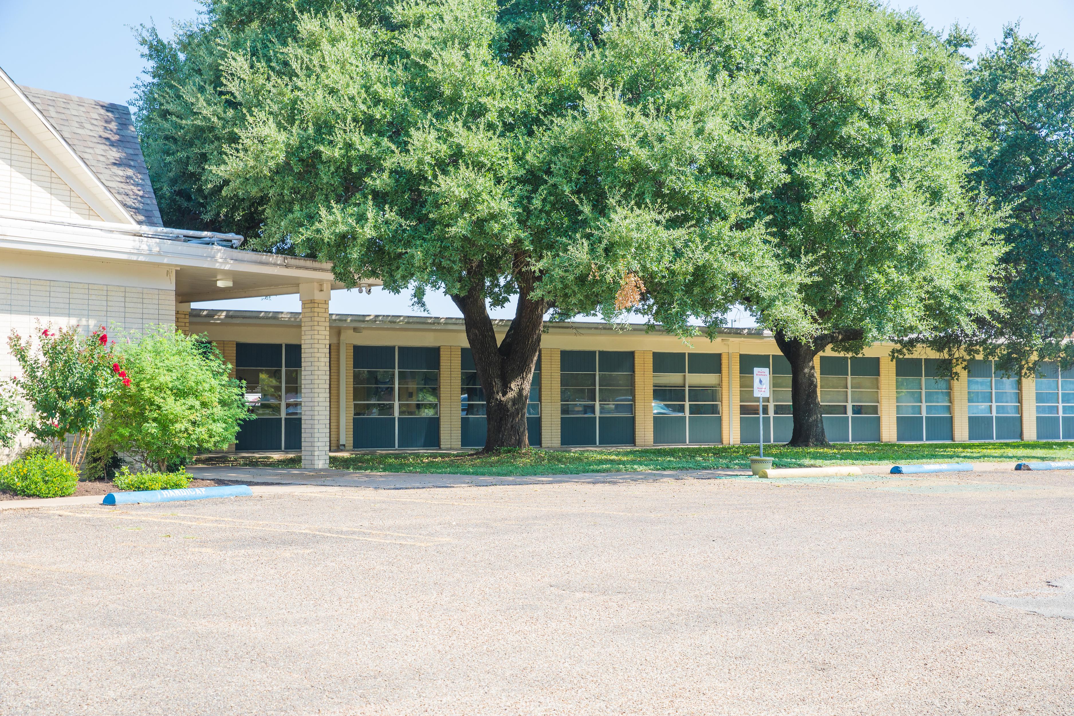 Lower School Exterior